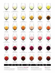 color of wine